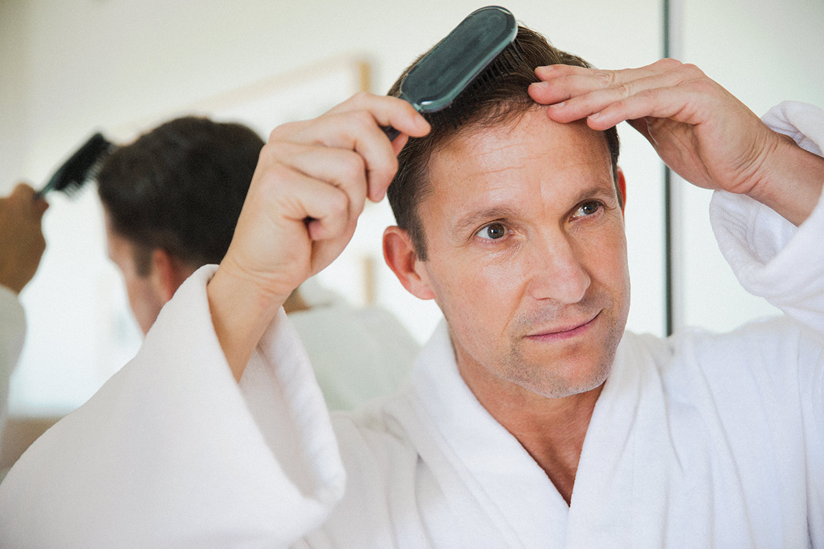 Cyberhair for Men's Hair Loss Solutions, World Hair Institute
