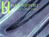 Hair Support Magnified After